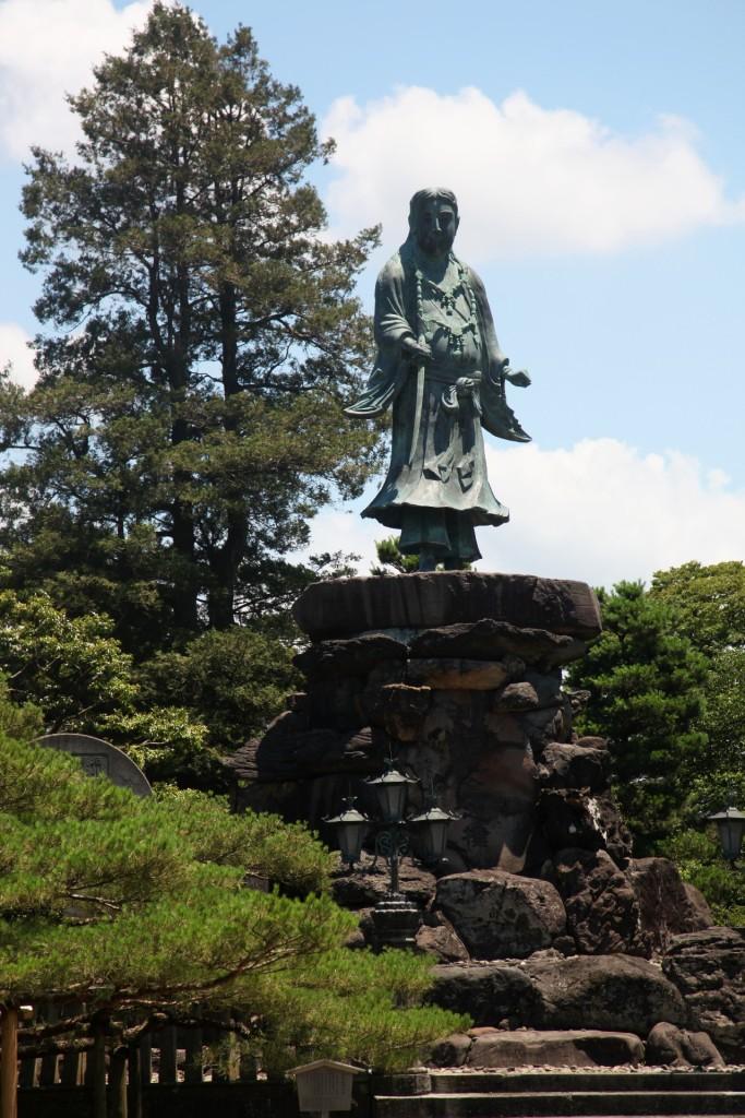 日本武尊像(ヤマトタケル)